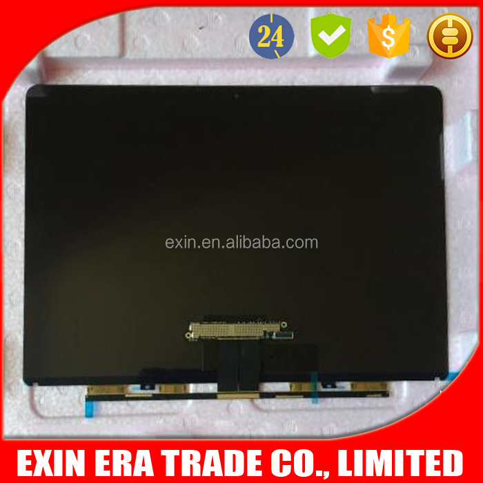 "2015 New 12"" Retina Display LCD For Apple Macbook A1534 MF855LL/A MF856LL/A LCD Screen"