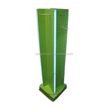 Green Display Shelves with LED Light Box/Lock Tooling Display Shelf