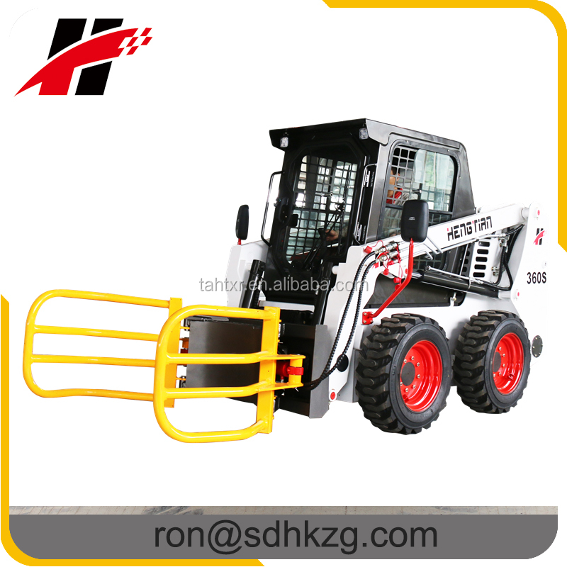 2016 brand new wheeled skid steer loader as Bobcat/Case/Racoon/Boxer/New Holland/John Deere/Volvo