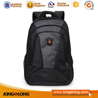 China supplier custom outdoor sports backpack with water bottle holder