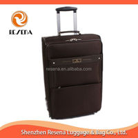 Cabin Trolley Luggage Soft Trolley Case