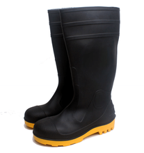 Hot selling working gum boots wholesale protective boots cheap boots