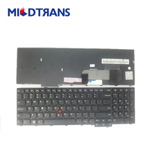 Factory Wholesale price laptop notebook keyboard For Lenovo Thinkpad E531 US