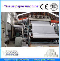 small toilet paper manufacturing machin,tissue paper making mahcine