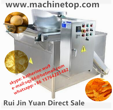 Potato Chips Making Machine/Banana Chips Machine/Chips making machine