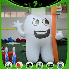 Giant Promotional Inflatable toothbrush/Inflatable Toothbrush Toy