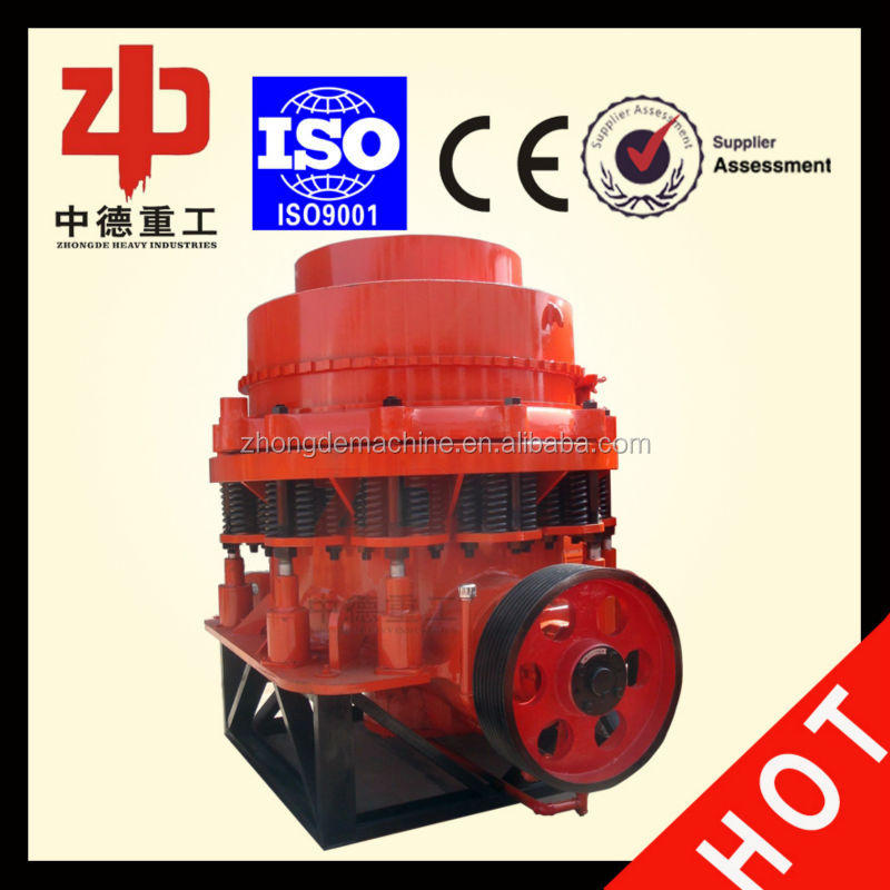 High quality PYD600 cone crusher for crushing ores and rocks