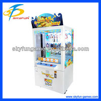 Happy game Golden Key crane machine toy catch machine gift machine