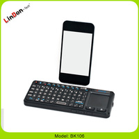 Wholesale Laser Pointer Mini Wireless Bluetooth Keyboard With Trackball For iPad