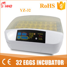 small egg hatch machine poultry hatchery 32 egg incubator in kuwait