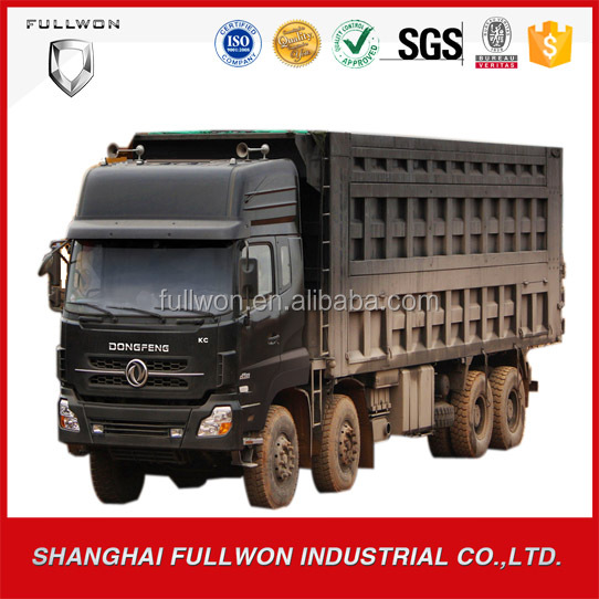Dongfeng KC 3 axles dump truck for sale in Bangladesh