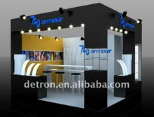 2012 Mall shop booth design for sunglasses