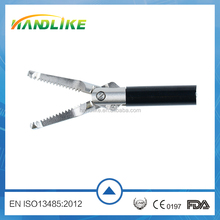 disposable laparoscopic instruments for Right angle forcep tip
