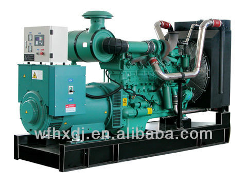 Power diesel generator with famours brand engine and alternator