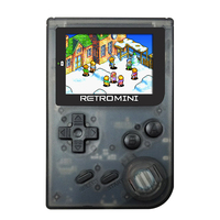 Retro Game Console 32 Bit Portable Mini Handheld video Game Players Built-in 36 For Classic Games Best Gift For Kids