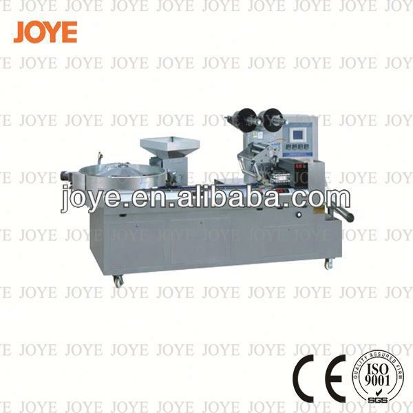 Lollipop Packing Machine/Xylitol Chewing Gum Horizontal Pillow Wrapping Machine JY-1200 With High Speed