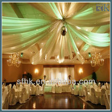 RK ceiling drapery fabric wholesale