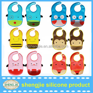 2015 fashionable silicone baby bib for adult wholesale