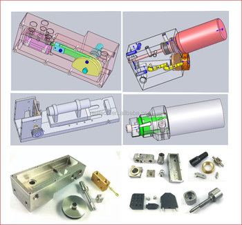 cnc machining aluminum parts/precision parts/cnc machined parts/mechanical parts