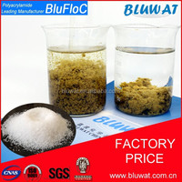 Organic Polymer Flocculant for Wastewater Treatment