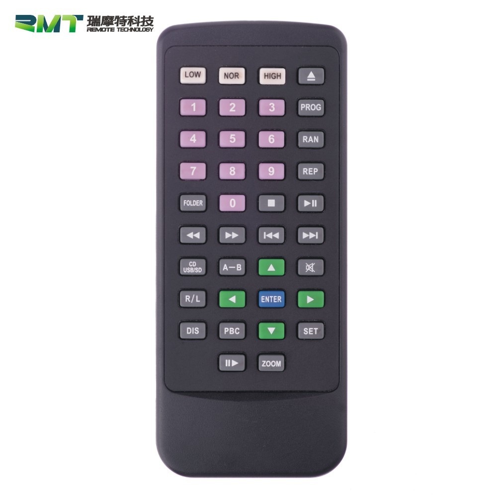 2017 dvd player remote control for bobo vr bluetooth controller