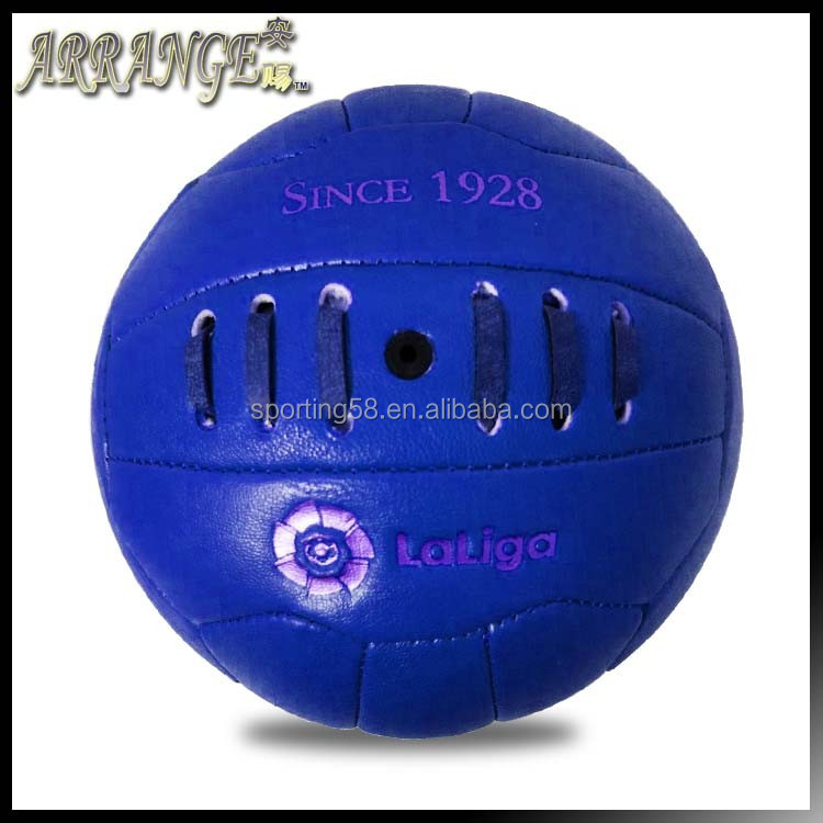 customize soccer ball ACFB0132E5120 blue color PU mini gift football