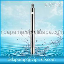 4 inches 150v solar water submersible pump system deep well solar pump with long life time