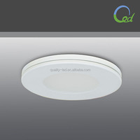 ultra-thin mini 12v 2.2w 7mm white led flat ceiling light