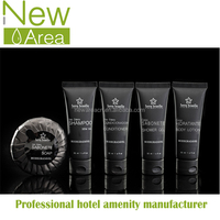 High End Generic hotel soap and shampoo is hotel soap and shampoo