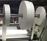 DIHUI 260gsm single side pe coated paper 45mm Paper Cup Bottom Coil