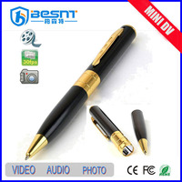 High Quality SD card rechargeable wireless pen camera (BS-723)