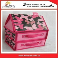 House Pattern Storage Box