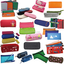 ECO-friendly Cheap Wholesale Promotion Custom Printed Pencil Case
