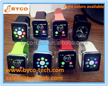OEM smart watch TFT blactouch screen k color wholesale mobile watch phone