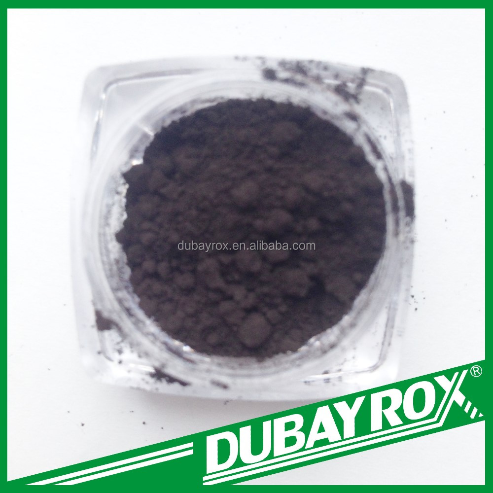 Plastic and Rubber Synthetic Polvo Iron Oxide Black Primer Fe3O4