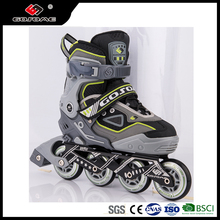 Junior Skates Shoes Polyurethane Wheels 76mm Rebound Racing Skates Shoes(GX-1609)