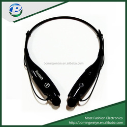 2016 China original factory price sports stereo wireless bluetooth 4.0 sports headset wholesale Mobile Phone Use and Wireless