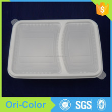 Plastic container takeaway fast food packaging