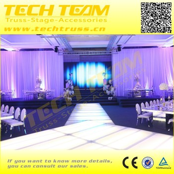 2015 Hot Sale Acrylic Platform Stage Event Stages For Sale