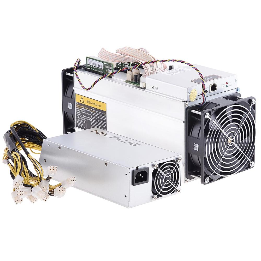 Used Bitmain Antminer BTC Bitcoin miner S9 13.5TH/S