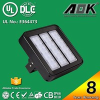 UL IP67 outdoor 12000 lumen 120W led flood light for 250w high pressure sodium lamp replace