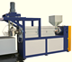 PP/HDPE/PET/PA/NYLON monofilament yarn extrusion line/rope yarn extruder machine production line