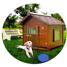 Hotselling Large Wooden Dog Kennel Wholesale