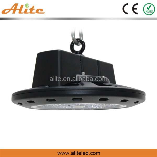 Shenzhen led factory SMD LED lighting fixture UFO high bay light 200W
