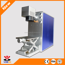 Wholesale!!! 10w 20w best price fiber laser marking machine / metal laser engraver WER-16