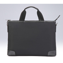Hot sale Fashion Design Leather Breifcase computer document hand bag