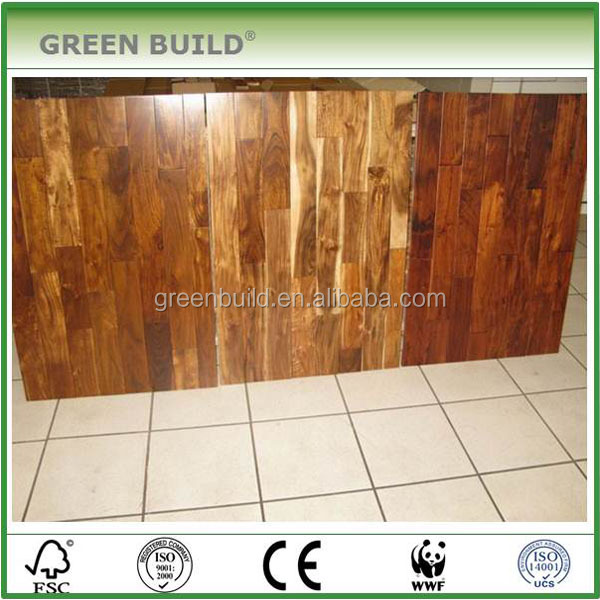 Chestnut Sawn Engineered Wood Flooring