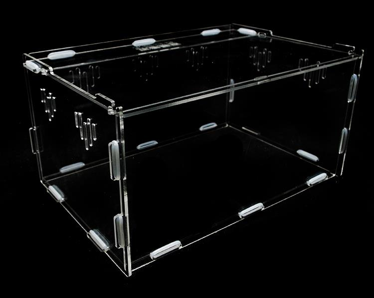 Multifunctional terrarium pet reptile cage with low price