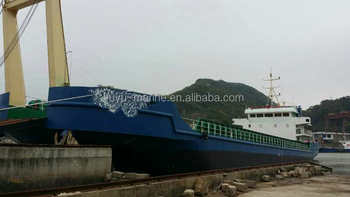3500 DWT LCT Type Self-propelled Barge