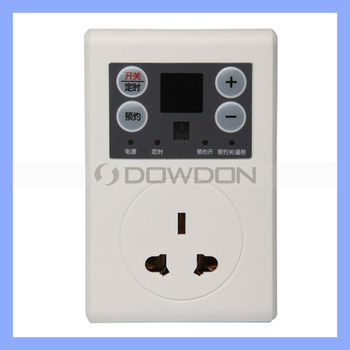 New Generation Safety Max 10A 240V Power Source Control Socket Time Switch